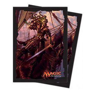 Protèges Cartes illustrées  80 Pochettes Ultra Pro - Ixalan - Vraska, Relic Seeker - Acc
