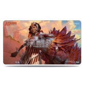 Tapis de Jeu Magic the Gathering Playmat - Ixalan - Huatli, Warrior Poet
