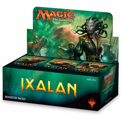 Boite de Boosters Ixalans - 36 Draft Boosters