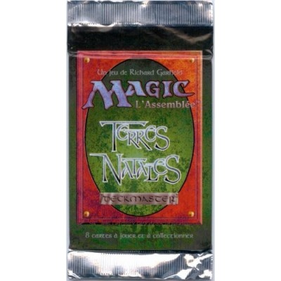 Boosters Magic the Gathering Terres Natales - HML - Booster De 8 Cartes