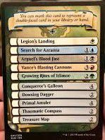 Tokens Magic Magic the Gathering Token/jeton - Ixalan - Checklist