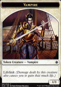 Tokens Magic Accessoires Pour Cartes Token/jeton - Ixalan - Vampire