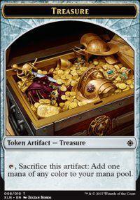 Tokens Magic Token/jeton - Ixalan - 08/10 Tresor