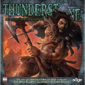Thème : Médiéval Jeux de Plateau Thunderstone - Extension: Le Siège de Thornwood