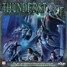 Thème : Médiéval Jeux de Plateau Thunderstone - Extension: Légion de Doomgate