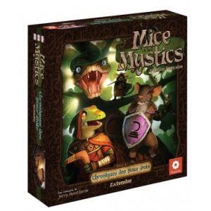 Autres jeux de plateau Jeux de Plateau Mice and Mystics - Extension: Chroniques des sous-bois