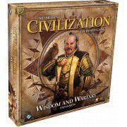Thème : Médiéval Jeux de Plateau Civilization - Extension: Sagesse et Stratégie