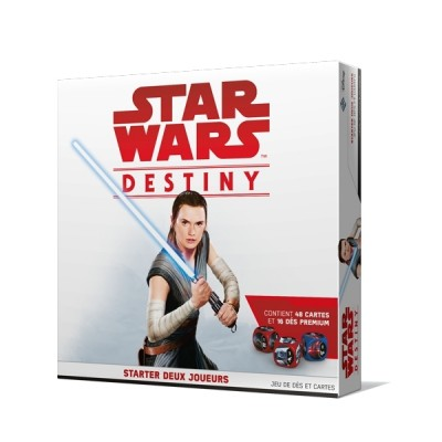 Star Wars Destiny Star Wars Destiny - Starter 2 joueurs - (en Français)