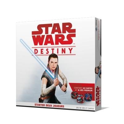 Boite de base Star Wars Destiny Starter 2 Joueurs