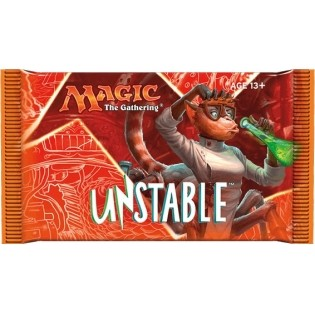 Boosters Magic the Gathering Unstable