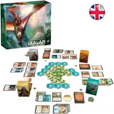 Decks Magic the Gathering Deck Magic - Explorers Of Ixalan