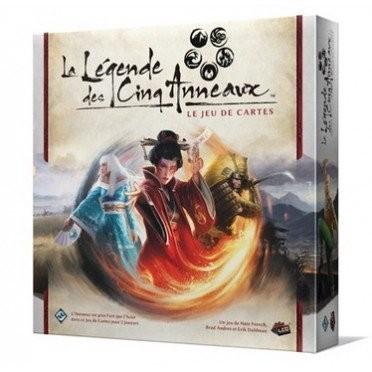 La Légende des 5 Anneaux La Légende des Cinq Anneaux - L5R - Le Jeu de Cartes - (en Français)