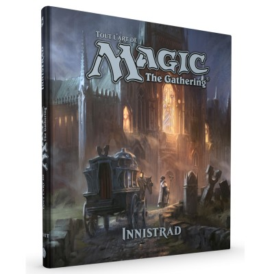 Livres Magic the Gathering Livre - Tout l'Art de Magic - INNISTRAD