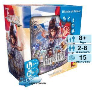 Timeline Petits Jeux Timeline - Histoire de France
