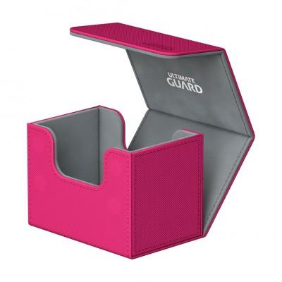 Boites de Rangements Accessoires Pour Cartes Deck Box Ultimate Guard - Skin - Rose - Sidewinder 80 - Acc