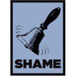 Protèges Cartes illustrées  50 Pochettes - Shame