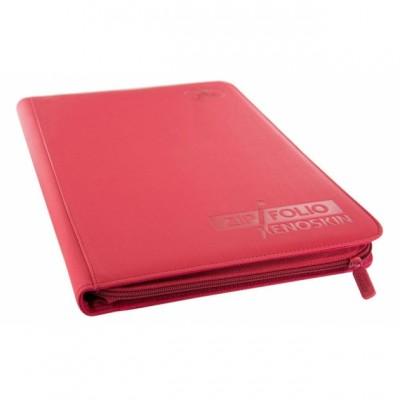 Classeurs et Portfolios Accessoires Pour Cartes A4 Zipfolio Xenoskin - Rouge