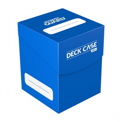 Boites de Rangements  Ultimate Guard - Deck Box 100+ - Bleu Roi