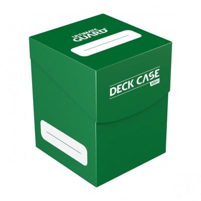 Boites de Rangements Accessoires Pour Cartes Deck Case 100+ - Vert