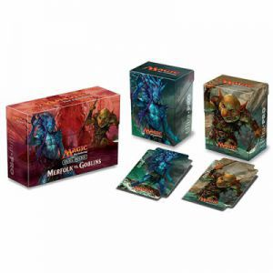 Boites de rangement illustrées  Duel Decks : Merfolk vs. Gobelins - Deck Box 3 en 1