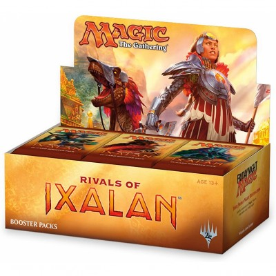 Boites de Boosters Magic the Gathering Rivals Of Ixalan - Boite De 36 Boosters