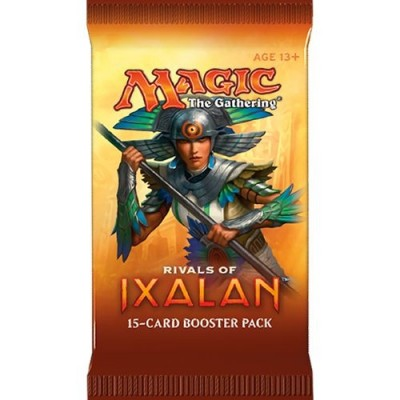 Boosters Magic the Gathering Rivals Of Ixalan