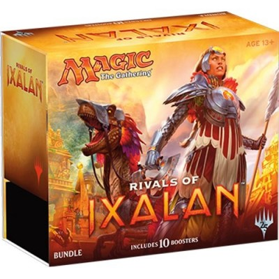 Fat Packs Magic the Gathering Rivals Of Ixalan - Bundle