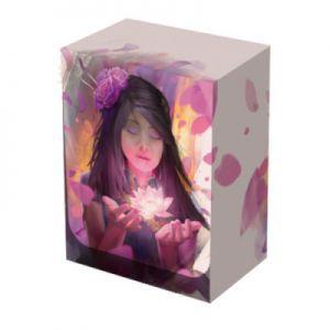 Boites de rangement illustrées  Deck Box - Lotus