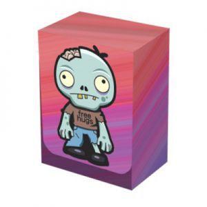 Boites de rangement illustrées  Deck Box - Zombie Hugs