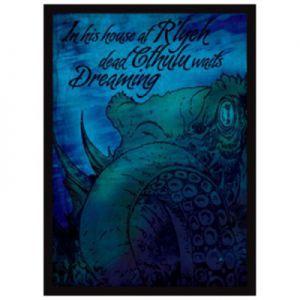 Protèges Cartes illustrées Accessoires Pour Cartes 50 Pochettes - Kraken
