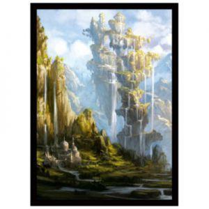 Protèges Cartes illustrées Accessoires Pour Cartes 50 Pochettes - Veiled Kingdoms : Crown Oasis