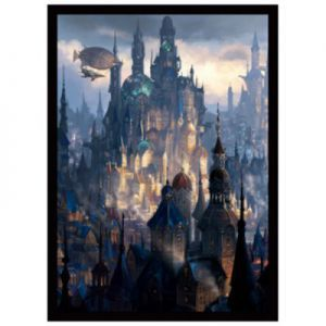 Protèges Cartes illustrées Accessoires Pour Cartes 50 Pochettes - Veiled Kingdoms : St Levin