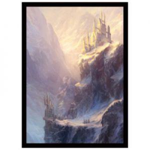Protèges Cartes illustrées  50 Pochettes - Veiled Kingdoms : Vast