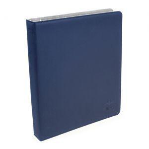 Classeurs et Portfolios Accessoires Pour Cartes Collector Supreme - 3 Anneaux Xenoskin Slim - Bleu Marine