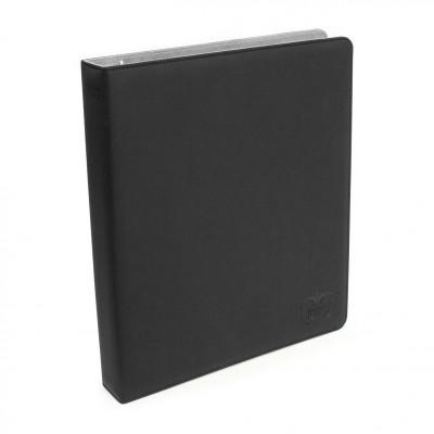 Classeurs et Portfolios Accessoires Pour Cartes Classeur Ultimate Guard - Collector Supreme - 3 Anneaux Xenoskin Slim - Noir - Acc