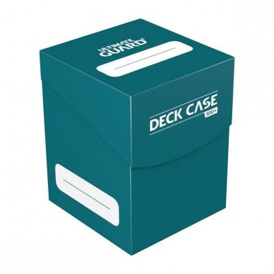 Boites de Rangements Accessoires Pour Cartes Ultimate Guard - Deck Box 100+ - Bleu Pétrole
