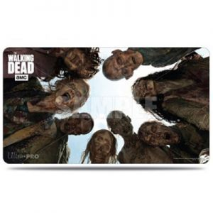 Tapis de Jeu Accessoires Pour Cartes Playmat - The Walking Dead - Surrounded