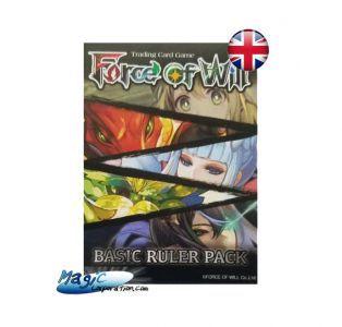 Cartes à l'unités Force of Will Force of Will Force of Will - Lot de cartes - Basic Ruler Pack - R1 - Nuits Anciennes - (EN ANGLAIS)