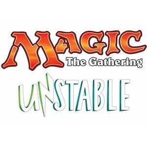 Collection Complète Magic the Gathering UNSTABLE - Set Complet - 288 cartes (EN ANGLAIS)