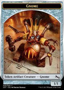 Token Magic Token/Jeton Foil - Unstable - Gnome