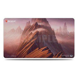 Tapis de Jeu Magic the Gathering Unstable - Playmat - Montagne - Rouge
