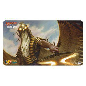 Tapis de Jeu Magic the Gathering Playmat Promo - Grand Prix Judge - Copenhage 2017