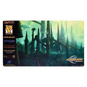 Tapis de Jeu  Playmat Promo - Grand Prix - Indianapolis 2008 - Forest