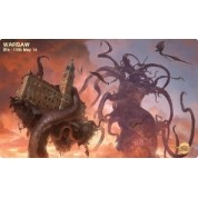Tapis de Jeu Magic the Gathering Playmat Promo - Grand Prix - Warsaw 2014