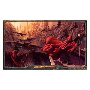 Tapis de Jeu Magic the Gathering Playmat Promo - Steve Argyle: Tapis Judges 2015