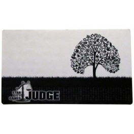 Tapis de Jeu Magic the Gathering Playmat Promo - SCG Set Symbol Tree Judge Rewards