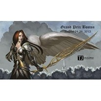 Tapis de Jeu Magic the Gathering Playmat Promo - Grand Prix - Boston 2012