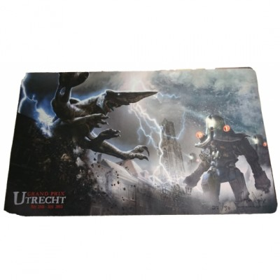 Tapis de Jeu Magic the Gathering Playmat Promo - Grand Prix - Utrecht 2015