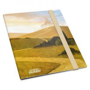 Classeurs et Portfolios Accessoires Pour Cartes Ultimate Guard - Flexxfolio A4 - Lands Edition - Plaine - ACC