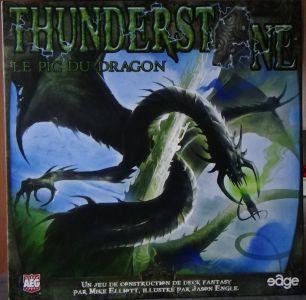 Thème : Médiéval Jeux de Plateau Thunderstone - Le pic du dragon